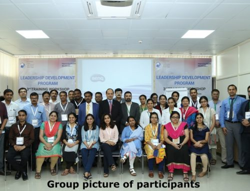 Know About Past 3rd Training Workshop held at Bengaluru – GAPIO