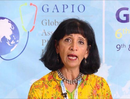 Dr Bhupinder Sandhu on how GAPIO can improve Indian Healthcare System